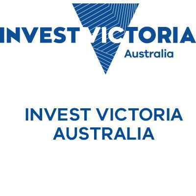 Invest Victoria logo