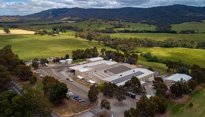 Koala cherries production complex