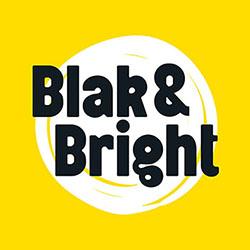 Blak&Bright logo