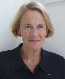 Meredith Sussex portrait shot
