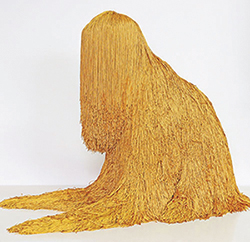 Photo of Mountain of Gold piece by Troy Emery